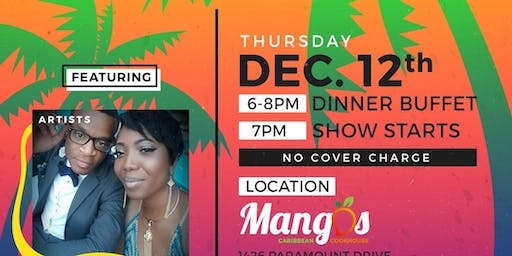 R&B Vibes Live Presents: Island Vibes Featuring Charles & Tanya
