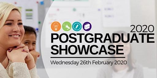 2020 Postgraduate Research Student Showcase Conference