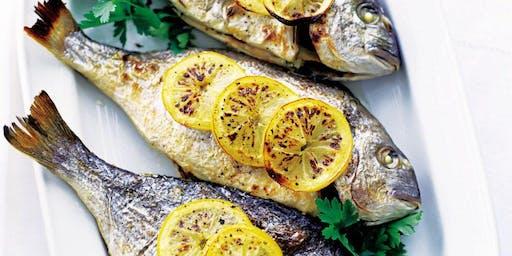 Chef's Live Demo: Fish!