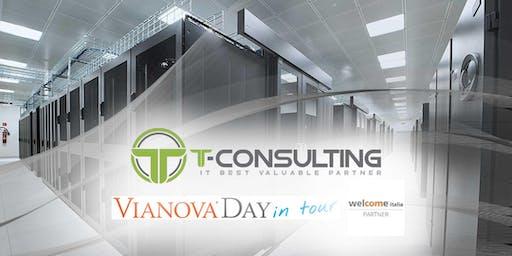 Vianova Day - Semplifica il lavoro e fai crescere la tua azienda con i migliori servizi di telecomunicazione