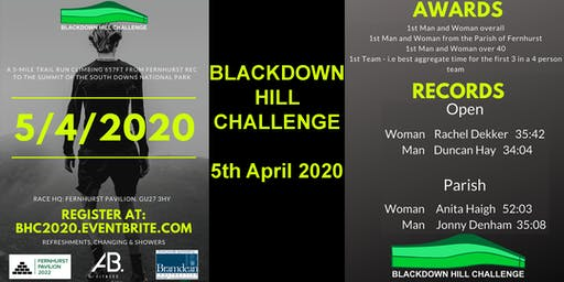 Blackdown Hill Challenge