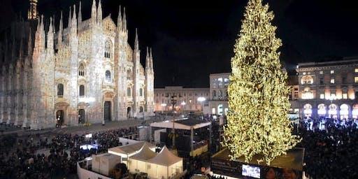 Accensione Albero di Natale in Duomo 2019