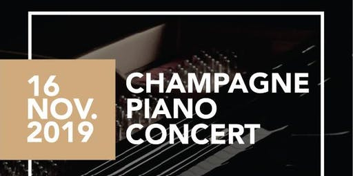 Private Champagne Piano Concert