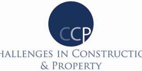 CCP Networking Event - Technology In Construction & Property tickets