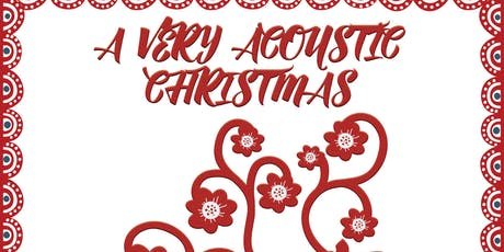 A Very Acoustic Christmas in aid of Soul Kitchen Chester tickets