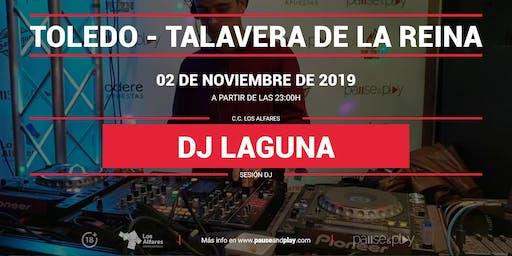 Sesión Dj Laguna en Pause&Play Los Alfares