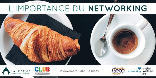 L'importance du networking