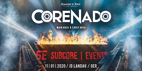 The First CoreNado tickets