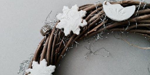 Atelier ornement de Noël personnalisé
