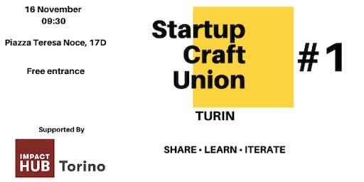 Startup Craft Union Turin #1