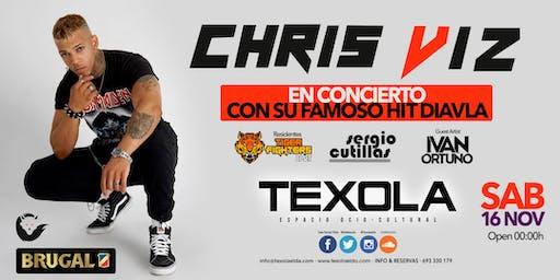 CHRIS VIZ en concierto