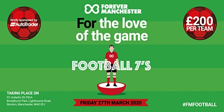 Forever Manchester Football 7's tickets