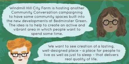Bedminster Green Community Hub Meeting