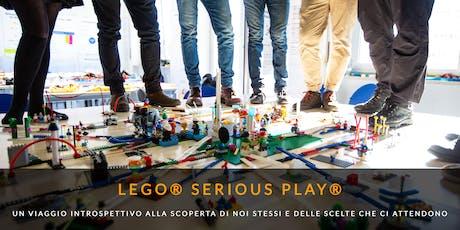 LEGO® SERIOUS PLAY® PENSARE CON LE MANI biglietti