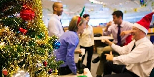 Office Christmas party - for people who don't work in an office!
