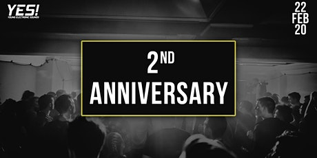 YES! 2nd ANNIVERSARY Tickets