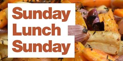 Student Sunday Lunch Sunday
