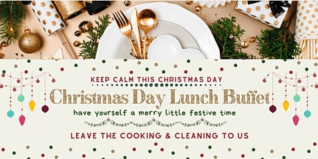 Christmas Day Lunch Buffet tickets