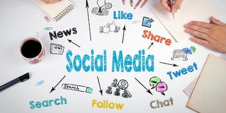 Social Media Workshop - Oldham tickets