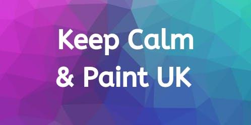 Keep Calm & Paint Christmas Ladies Night