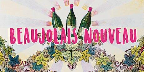 Beaujolais Nouveau Night tickets