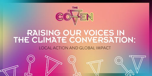 Raising Our Voices in the Climate Conversation