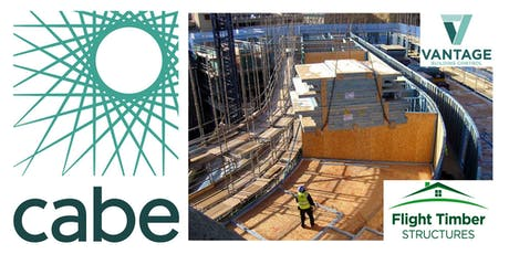 CABE - FREE CPD &  BREAKFAST - IPS - Ultra-Low Energy Offsite Construction tickets