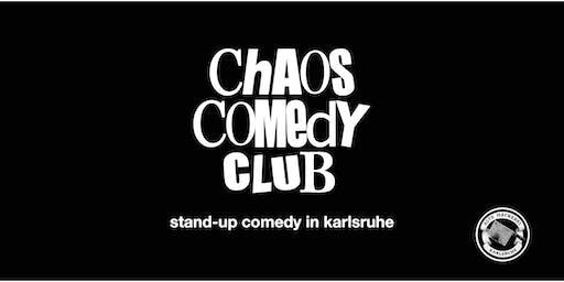 Karlsruhe: CHAOS COMEDY CLUB VOL.2