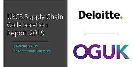 OGUK & Deloitte Supply Chain Collaboration Report 2019