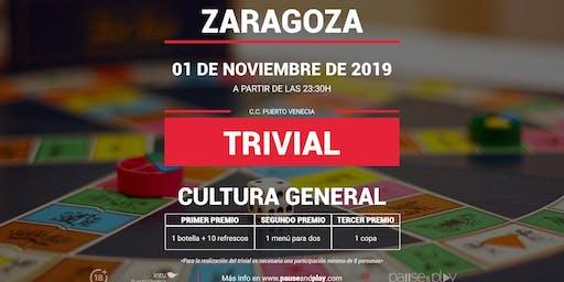 Trivial Cultura General en Pause&Play Puerto Venecia