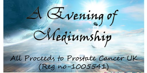 A Evening of Mediumship for Prostate Cancer UK (10
