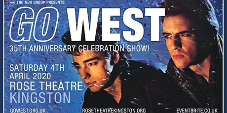 Go West (Rose Theatre, Kingston Upon Thames) tickets