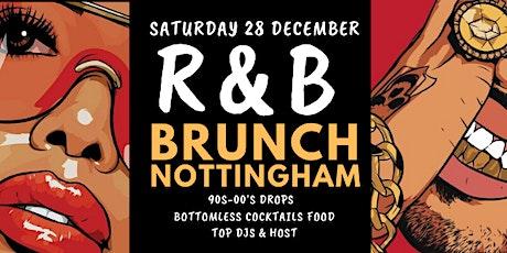 R&B Brunch Nottingham - December tickets