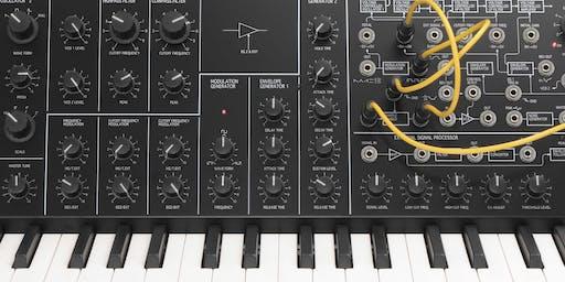 elektronische Klangerzeugung (Workshop)