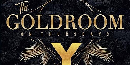 The Gold Room Thursday's