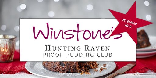 December Proof Pudding Club by Hunting Raven Books
