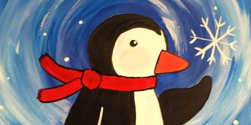 Blue Penguin at Rm. 727 Gastropub