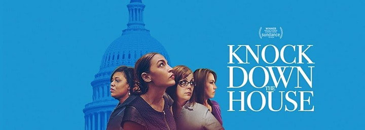Knock Down The House- Screening + Panel Discussion CARDIFF image