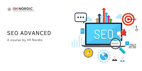 SEO Advanced - Dansk tickets