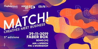 MATCH 2019 - WORKSHOP