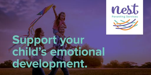 Supporting your child's emotional development