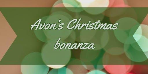 Avon Christmas Bonanza