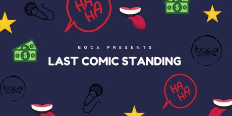 Last Comic Standing Competition tickets