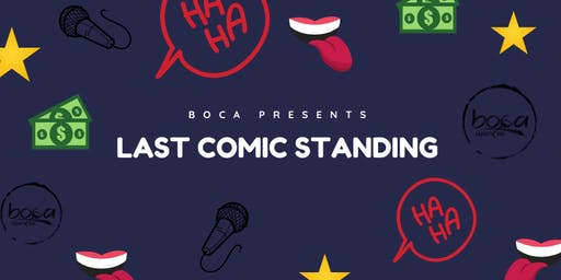 Last Comic Standing Competition