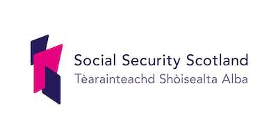 Social Security Scotland, Candidate Workshop - Case Manager