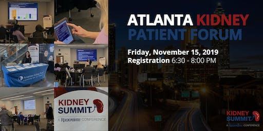 Kidney Summit Patient Forum