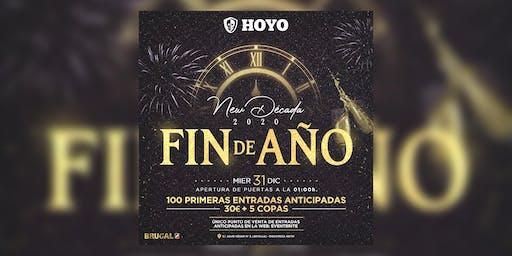 100 Primeras entradas anticipadas FIN DE AÑO