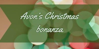 Avon Christmas Bonanza @ I-Pal Flintshire