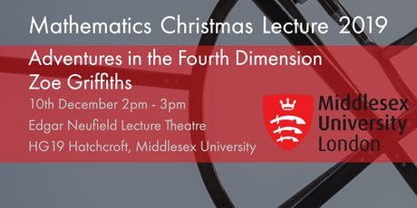 Middlesex University: Adventures in the Fourth Dimension with Zoe Griffiths tickets