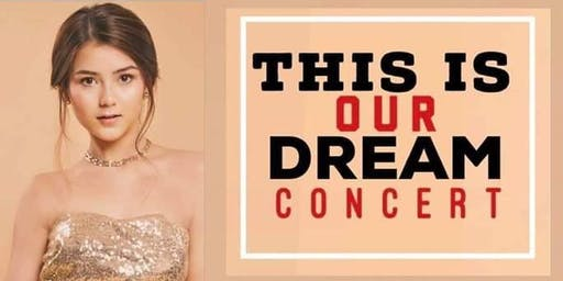"Jasmine Henry: ""This is our Dream"" Concert"
